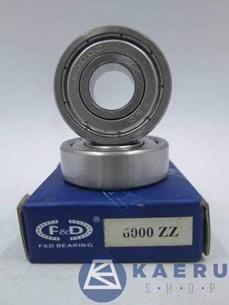 Uniweld Bearing 6000 ZZ