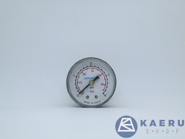 jual pressure gauge 4 bar