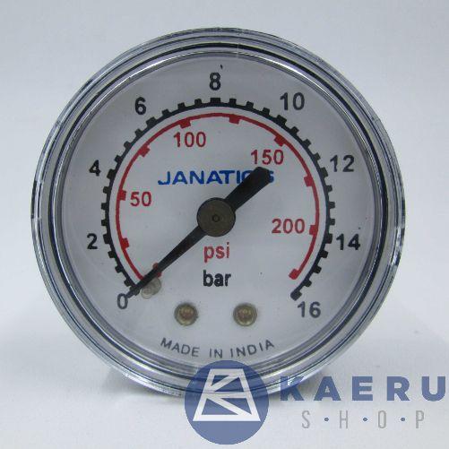 janatics pressure gauge A2G09