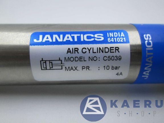 Jual Directing Acting Air Cylinder 20 x 125 Janatics C5039