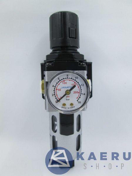 Filter Regulator Pneumatik Janatics, Model C8016