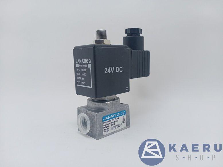 direct acting solenoid valve 24v DC