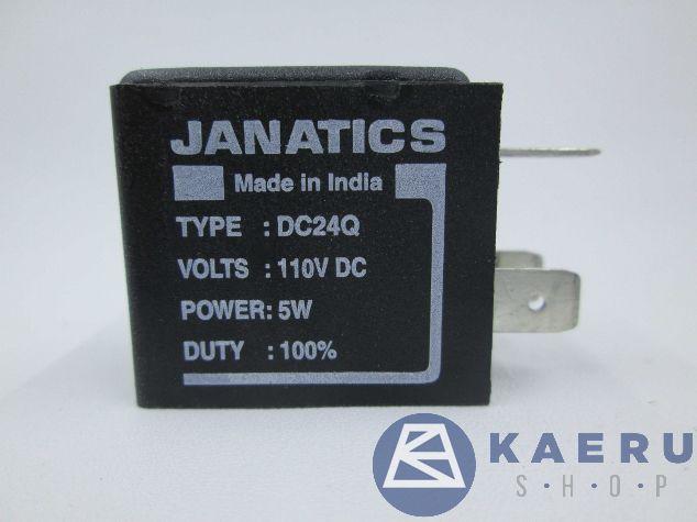 Janatics Coil Assy, 110V DC 5Watt, 22mm.