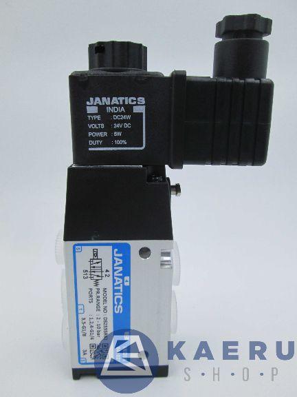 Janatics Pneaumatik DS255SR61-W