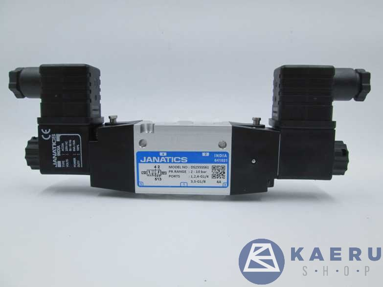 Solenoid Valve DS255SS61-A