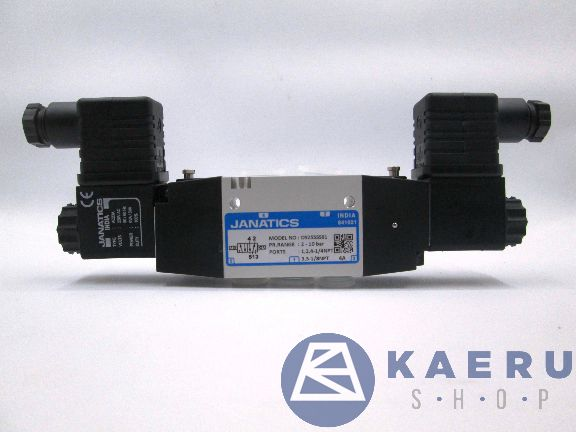 Double Solenoid Valve DS255SS91-A