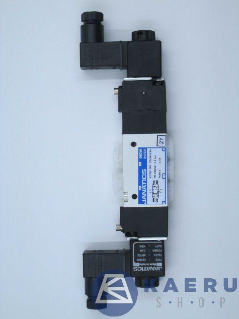 Janatics Solenoid Valve Model DS264SC60-W