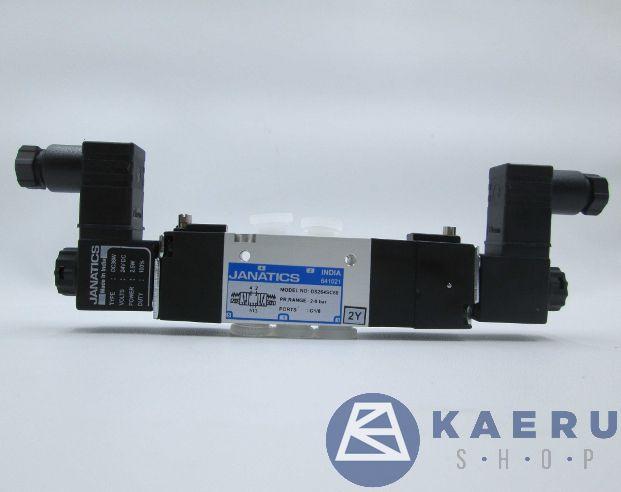 Solenoid Valve Model DS264SC60-W