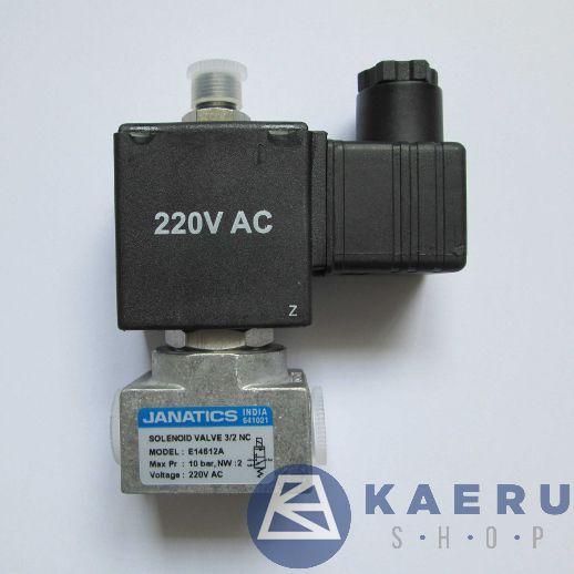 SOL.VALVE 1/4 3/2 NC,10bar, 220V AC(DA)