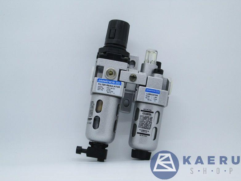 Jual Filter Regulator Modular 40 Micron Janatics Pneumatic