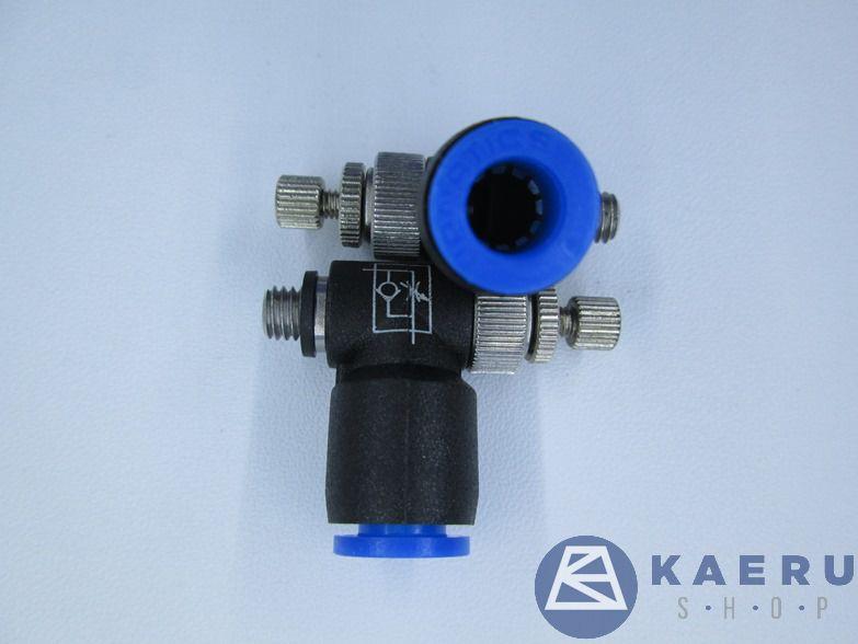 Flow control valve M5 x Dia 6