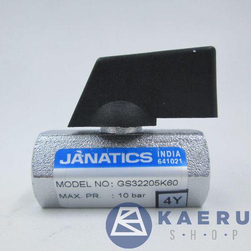 Ball valve-1/8 (Knob type)