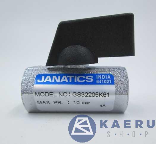 Ball valve-1/4 (Knob type)