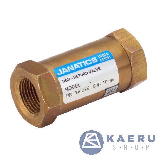 Non return valve - 1/4