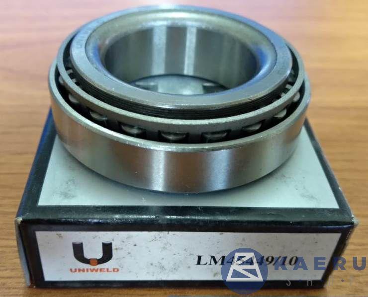 Uniweld Bearing LM 45449