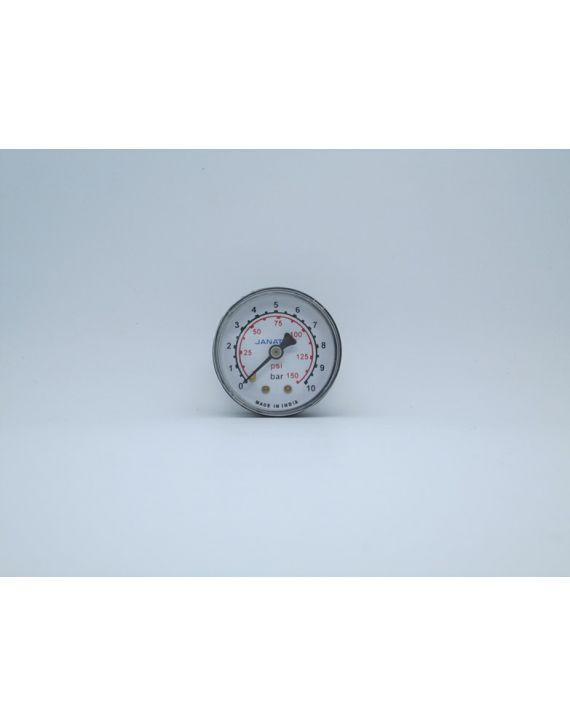 Pressure gauge(0-10bar)R1/4,Dia 50