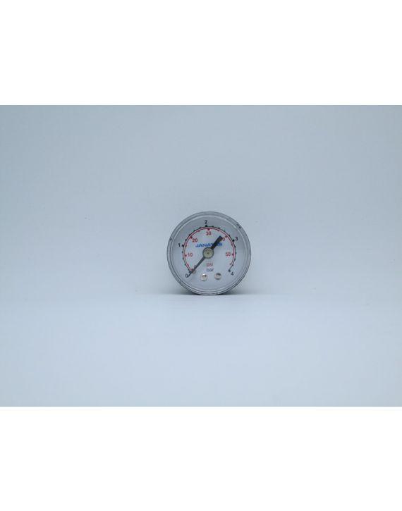 Pressure gauge(0-4bar)R1/8,Dia 40