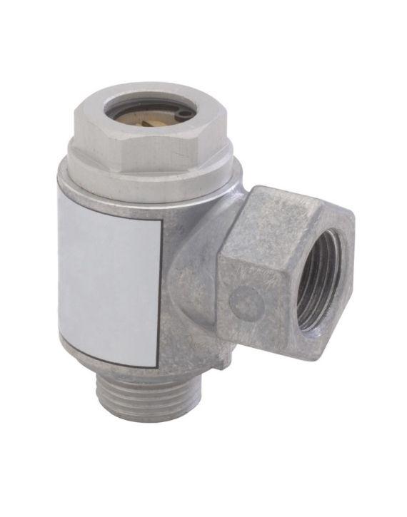 "3/8""-Flow control valve (Exhaust control)"