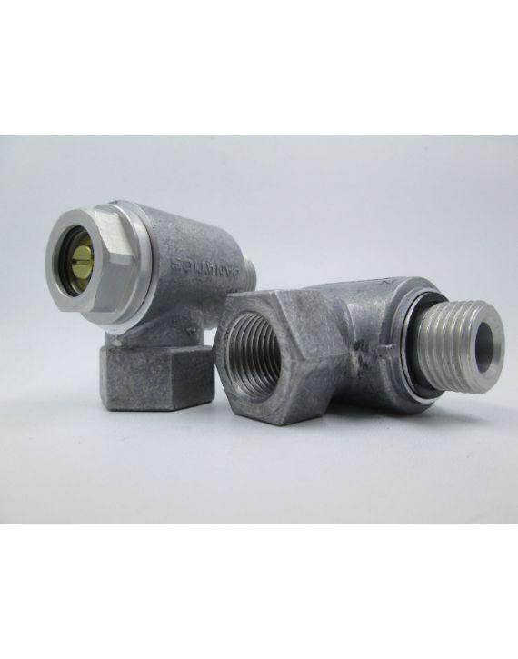 "1/2""-Flow control valve (Exhaust control)"