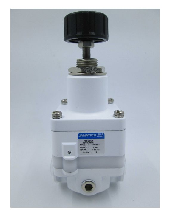 Precision regulator G1/4 (8bar)