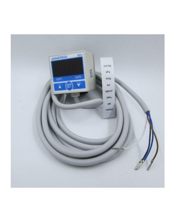 Pressure sensor R1/8 (PNP) w/o Analog output