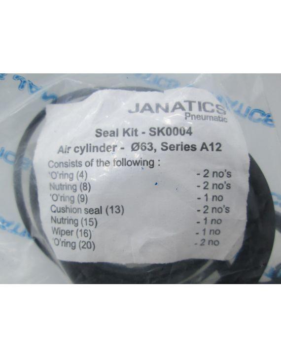 SEAL KIT (DIA 63) (A12)