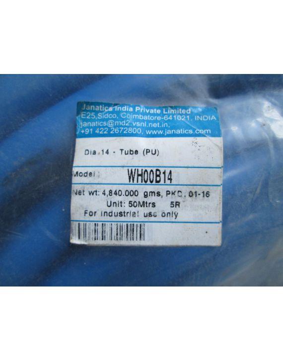 TUBE(PU) OD14 (Blue)